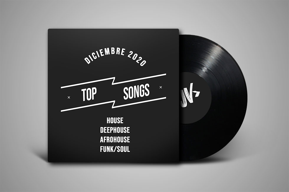TOP Canciones Diciembre 2020