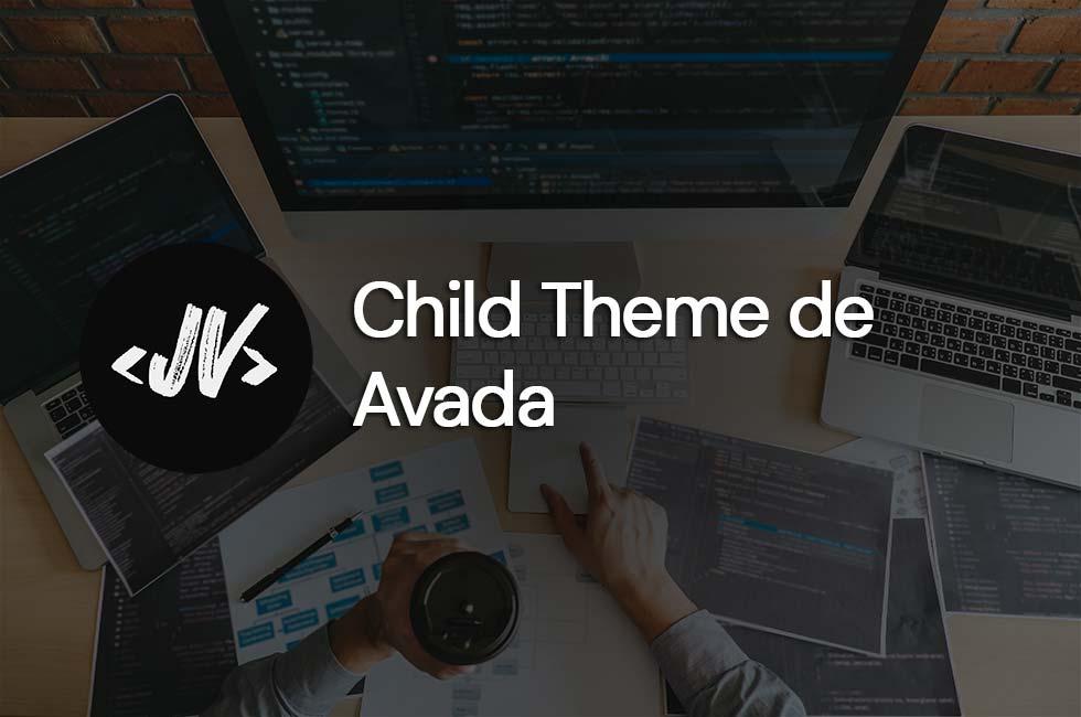 Crear tema hijo de Avada