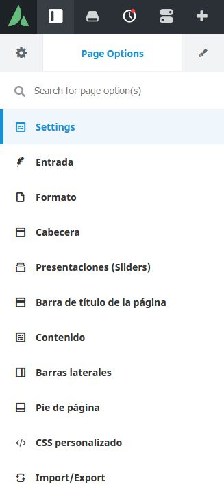 CSS Personalizado en el front builder de Avada