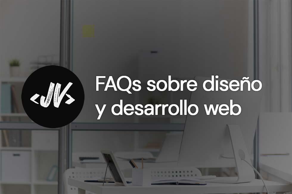 Preguntas frecuentes sobre diseño web
