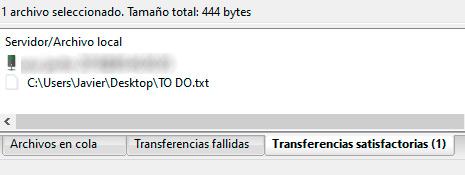 ¿Qué es un FTP?