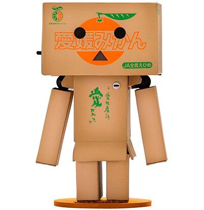 Danbo Ehime Orange Crate Version