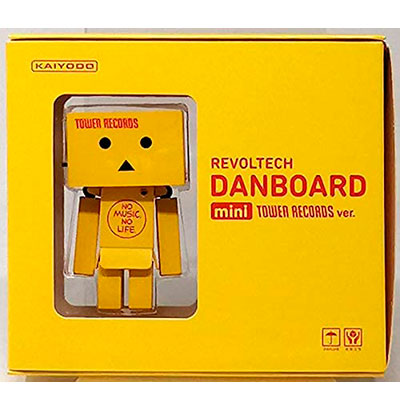 Danbo Tower Records