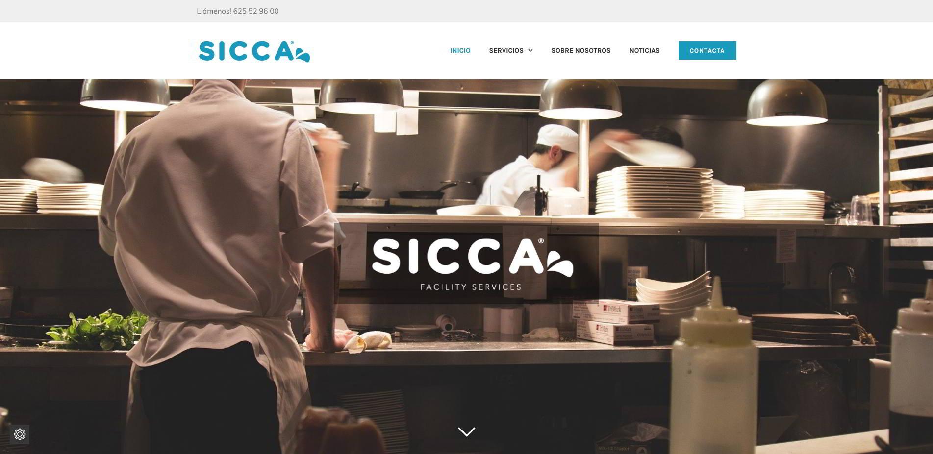Ejemplo de la segunda imagen del carrusel de Sicca