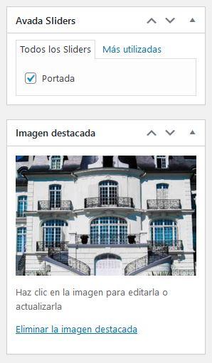 Ejemplo 1 de relacionar slide con slider
